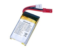 Walkera NEW V120D02S 3.7V 600mAh Lipo Battery HM-V120D02S-Z-24