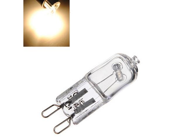 10x G9 40W Warm White Halogen Bulb Light Lamp 3000-3500K Globe 230V | free-classifieds-usa.com