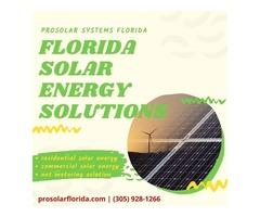 Florida Solar Energy Solutions - ProSolar Systems Florida