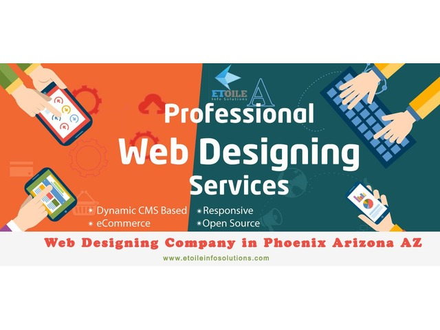 Contact Etoile Info Solutions for all your Website Design needs! | free-classifieds-usa.com