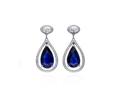 Sell Sapphire Earrings For Cash Payment At Regent Jewelers