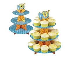 Wilton Sponge Bob Cupcake Stand