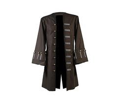 Johnny Depp Woolen Coat