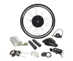 Avail the powerful and road-legal e-kit for your bicycle!