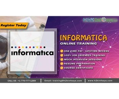 Learn Informatica from Basics to Advanced
