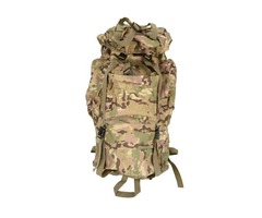 65L Waterproof Outdoor Sport Tactical Camping Hiking Backpack Luggage Bag Camouflage