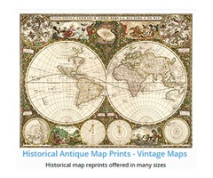 Maps are best bought from us