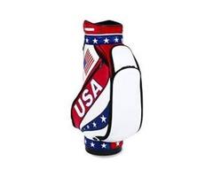 Burton Usa Staff Bag Red/White/Blue