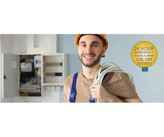 24 Hour Emergency Electrician Service