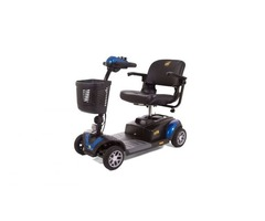 Lead Active Lifestyle by Keeping 4 Wheel Travel Scooters