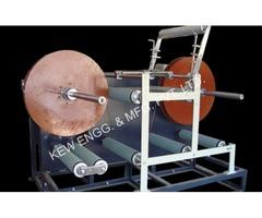 Doctoring Film Strip Winding Rewinding Machine, Winder Rewinder