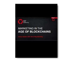 Blockchain for marketing and Age of Blockchain Marketing