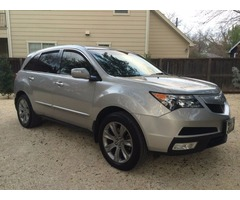 2012 Acura MDX Advance Package | free-classifieds-usa.com