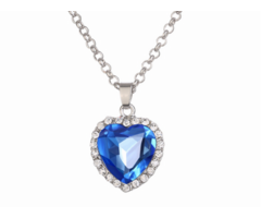 Crystal necklaces for only $2.99 + FREE shipping!