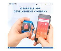 Wearable App DevelopmentCompany