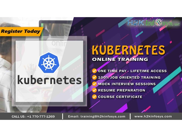 Kubernetes Online Course with Placements Assistance | free-classifieds-usa.com