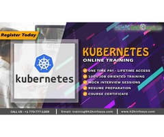Kubernetes Online Course with Placements Assistance
