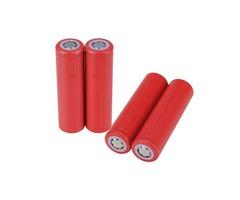 4PCS Sanyo 3.7V 2600MAH UR18650ZY 18650 Rechargeable Battery