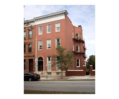 Large 2BR 1 Bath Bolton Hill Parking Incl. Baltimore, MD