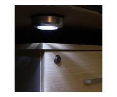 LED Wireless Bedroom Kitchen Cupboard Night Light Party