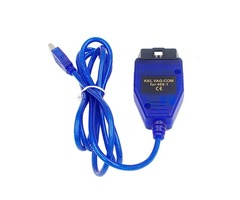ELM327 FT232 VAG COM 409.1 Car USB OBD2 Diagnostic Cable Tool