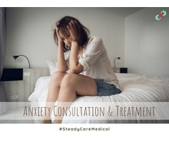 Get Best Anxiety Consultation & Treatment