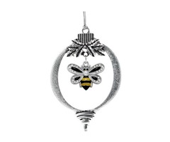 Buy Cute Bumble Bee Christmas Ornament at a Decent Price