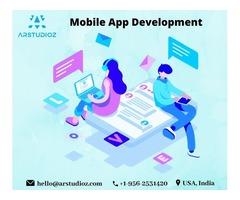 Best Mobile App Development Company in USA | Arstudioz