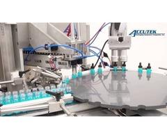 Liquid Filling Machine - Accutek Packaging