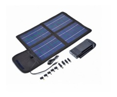 Solar Power For Security Camera