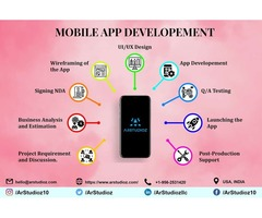 Professional Mobile App Development Company in USA | Arstudioz