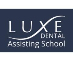 Weekend Dental Assistant School in Dallas