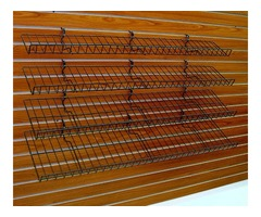 Slatwall Wire Shelving: A Versatile Addition to Retail Stores