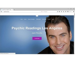 Jack Rourke's Psychic Readings Los AngelesBest Psychic