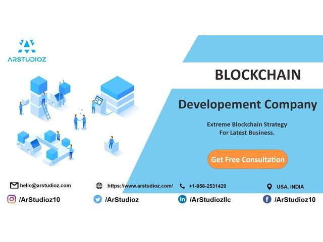 Leading Blockchain Development Company   Arstudioz   free-classifieds-usa.com