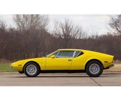 1972 De Tomaso Other