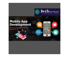 Top Mobile App Design and Development Services In USA - iWebServices