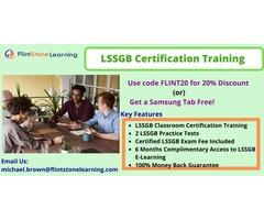 LSSGB Exam Prep