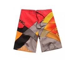 Men Boardshorts Surf Beach Shorts Swim Wear Sports Trunks Pants #19 -  Size 38