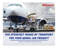 Air Freight Transportation