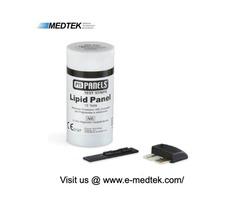 Buy Lipid panel Test Strips | e-MedTek Medical Supplies