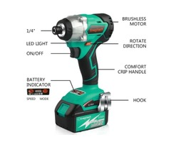 Impact Driver vs. Drill: Get the Right Tool for Your Next Job