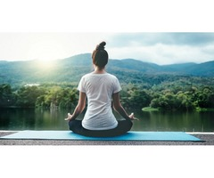 26 days 200 hrs Yoga Teachers Training, Yoga Alliance  $490