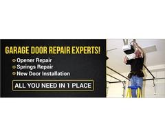 Garage Door Repair, Spring Repair, Lowest Prices