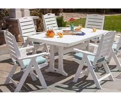 Recycled Plastic Lumber Outdoor Furniture
