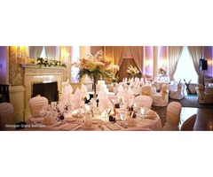 Qualities of the perfect banquet space