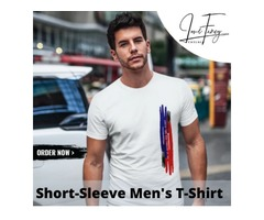 Men's Casual T-shirt Tees Online in USA