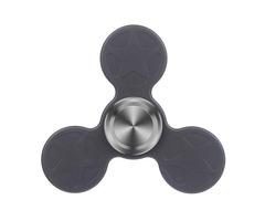 """FURA """"Star"""" Pattern TC4 Titanium Alloy Stainless Steel Tungsten Steel Hand Spinner Toy Dark Blue"""