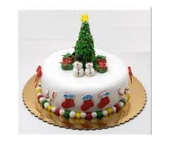 Print Your Own Photos on Your Christmas Cakes – As Easy as 1-2-3