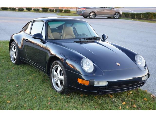 1997 Porsche 911 Carrera 2 Cars Mount Vernon